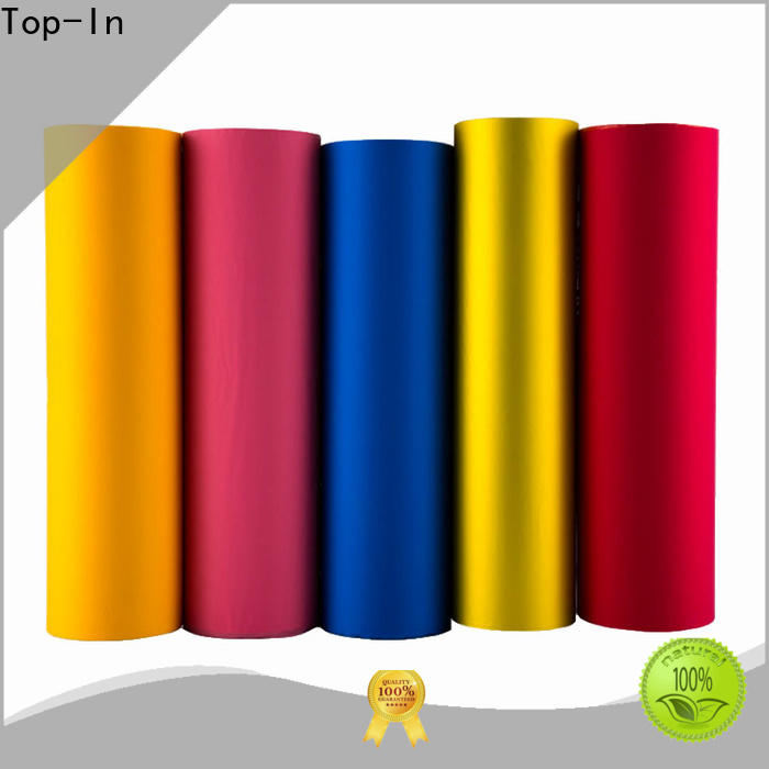 30mic soft touch film with good price for advertising prints