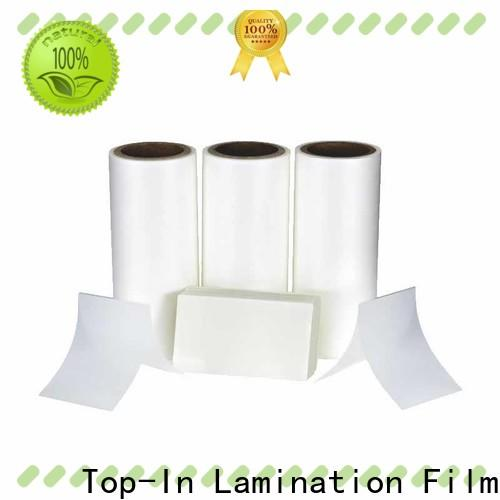 Top-In thermal lamination film from China for shopping bags