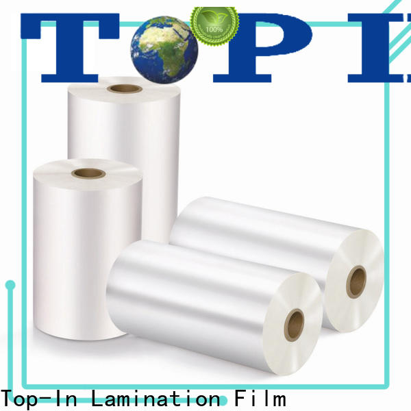 Top-In super bonding film with good price for book covers