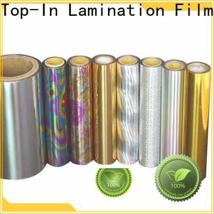 colorful holographic film directly sale for toothpaste boxes