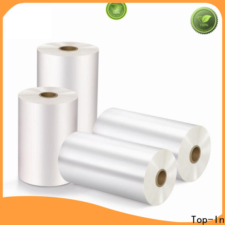 Top-In 27mic super bonding film at discount for posters