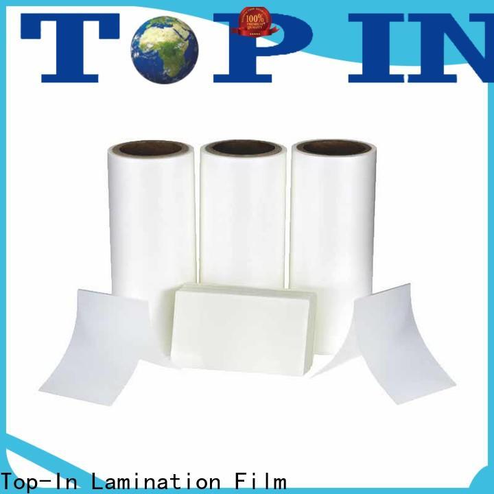 Top-In Anti-scratch film manufacturer for packaging