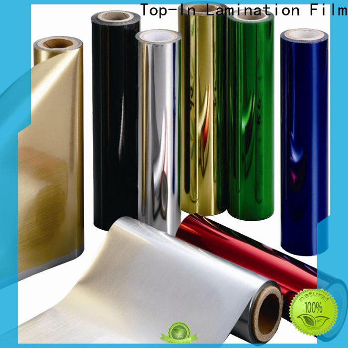 Top-In pet film with good price for decoration