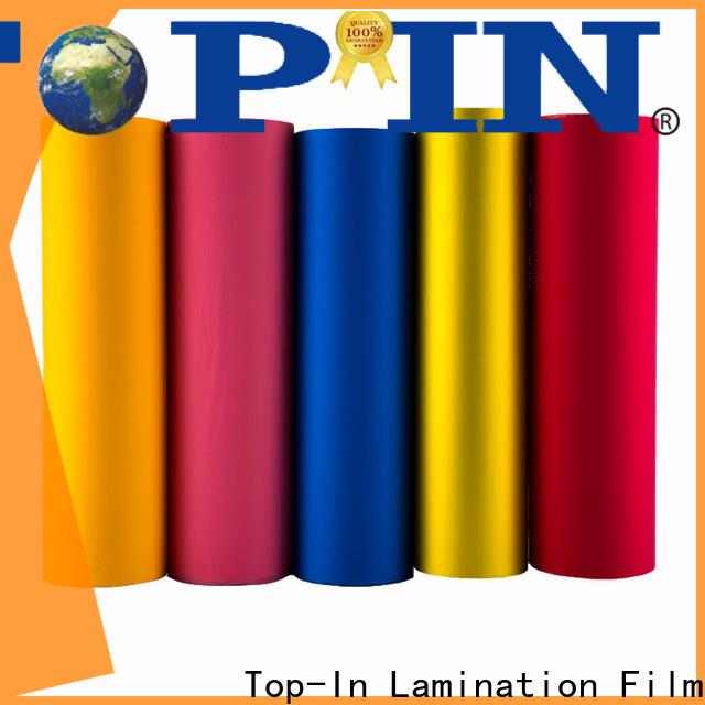 smooth velvet film well designed for bags