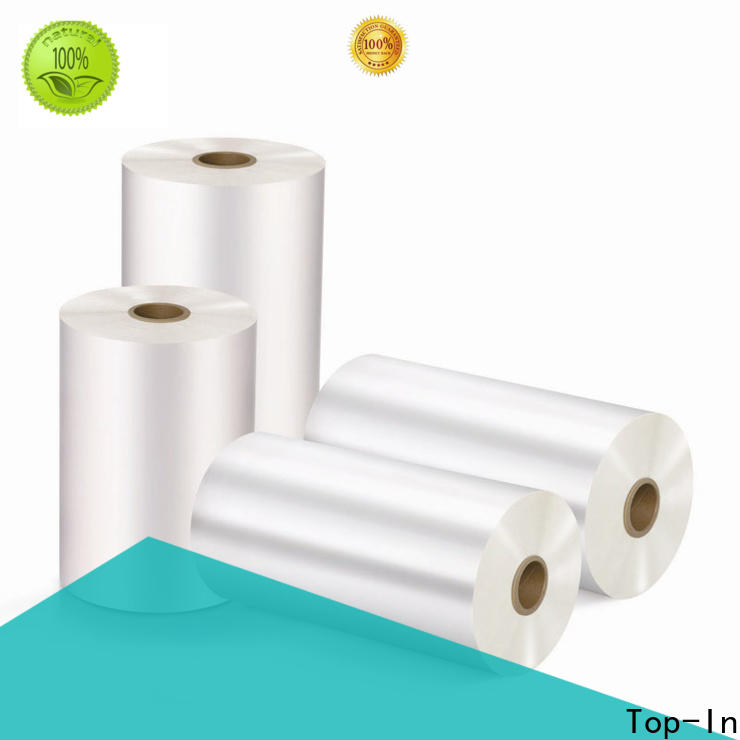 Top-In sticky super bonding film factory for magazines