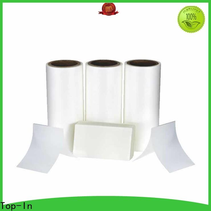 protective layer Anti-scratch film manufacturer for brochures