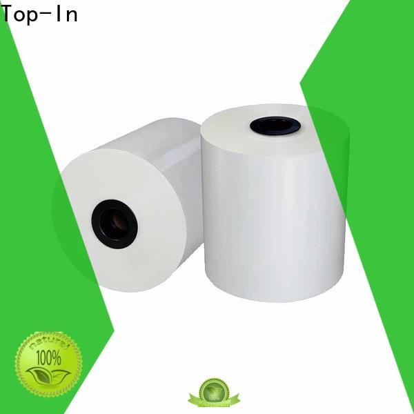 24mic white bopp supplier for magazines
