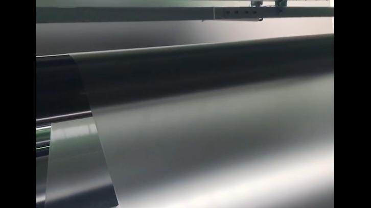 Bopp thermal film/hot lamination film matte