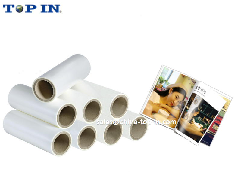 Eva Glue BOPP Thermal Film For Packaging Industry